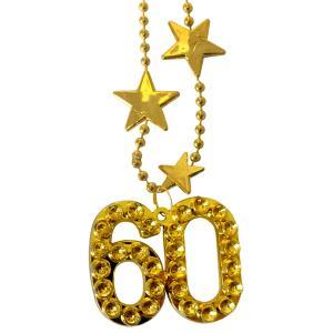Guldhalsband 60