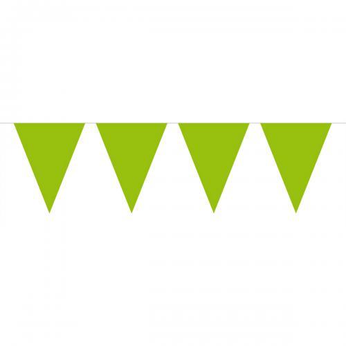 Flaggspel Grön XL