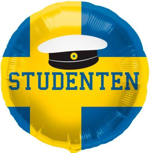 """18"""" (46 cm) Studentballong"""