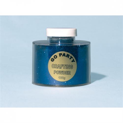 Glitter - Safirblått