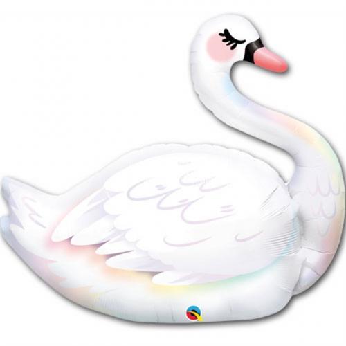 """35"""" (89 cm) Graciös Swan"""