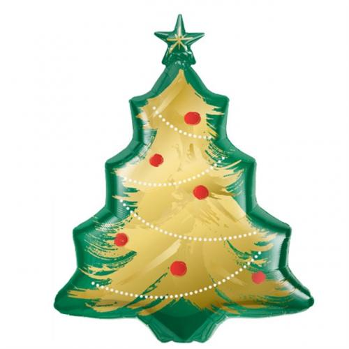 "40"" (101 cm) Christmas Tree Brushed Gold"