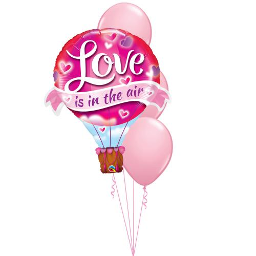Love is in the air (medium)