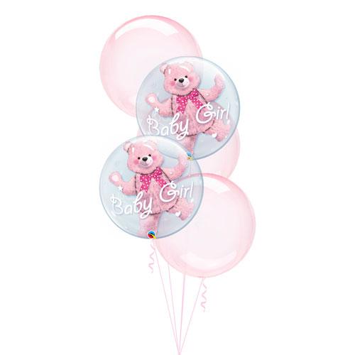 Bubbly Baby Rosa