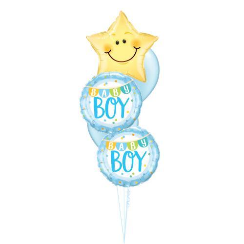Du är en stjärna Baby Boy!
