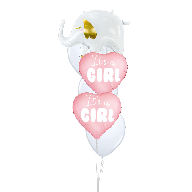 Nyfödd It's a girl