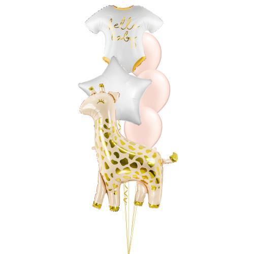Hello Baby Body & Giraff