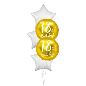 Grattis Guld 18 år