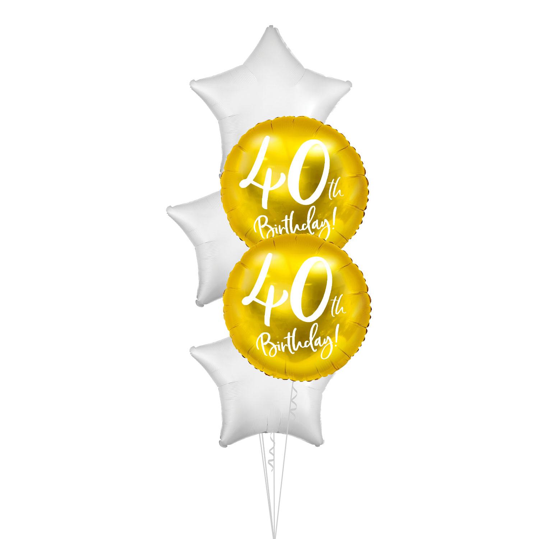 Grattis Guld 40 år