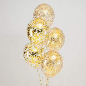 "16"" Konfettiballong Heliumfylld"