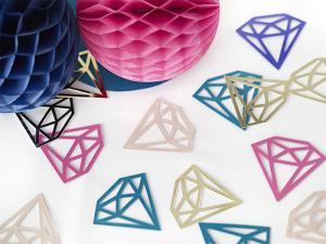 Konfetti Diamanter Mix