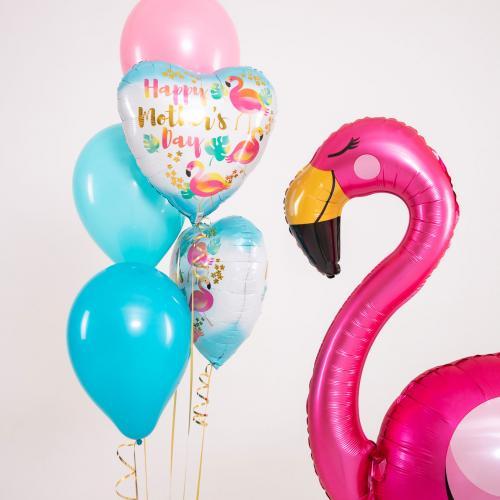 Mors dag Flamingo