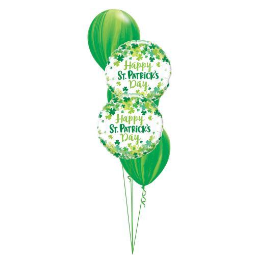 St Patrick's Klöverkonfetti