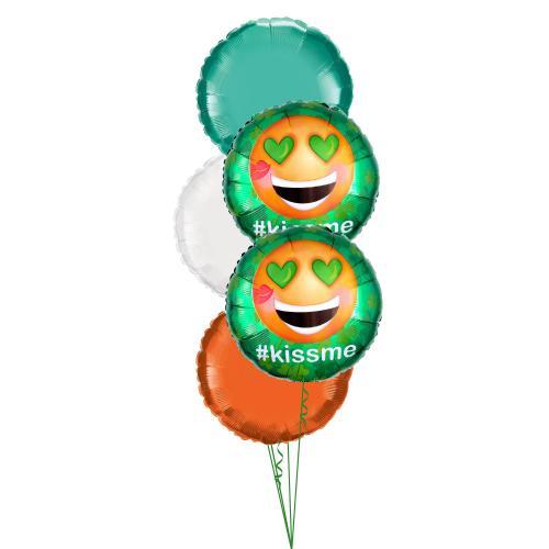 St Patrick's #Kiss me