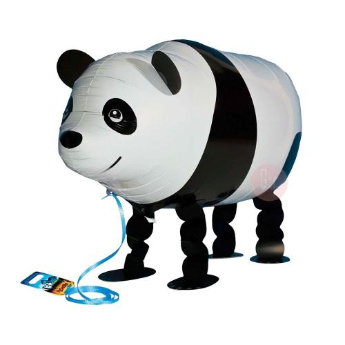 "28"" (71 cm) Gående Panda"