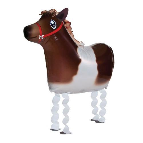 "25"" (63 cm) Gående Häst"