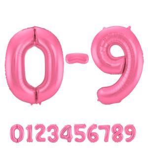 Matte Pink Number 8
