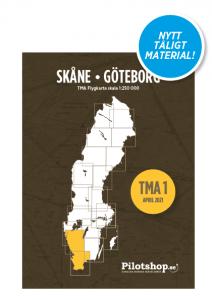 TMA 1, Skåne / Göteborg - 2021