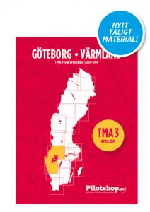 TMA 3, Göteborg / Värmland - 2021