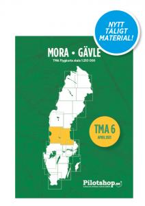 TMA 6, Mora / Gävle - 2021