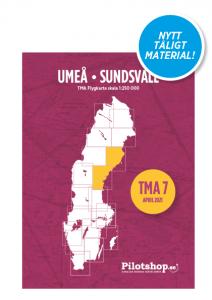 TMA 7, Umeå / Sundsvall - 2021