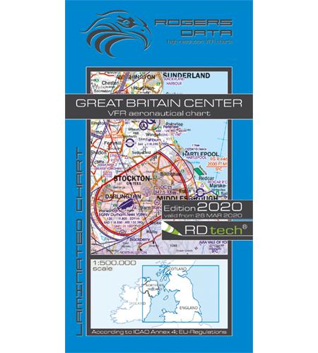 England centrala,  ICAO