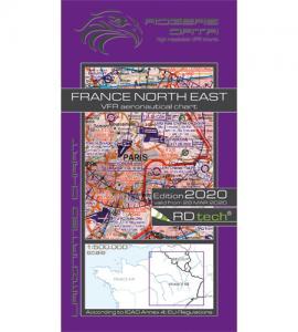 Frankrike, nordöst  ICAO