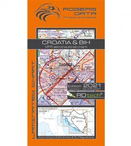 Kroatien, Bosnien Herzegovina ICAO 2021