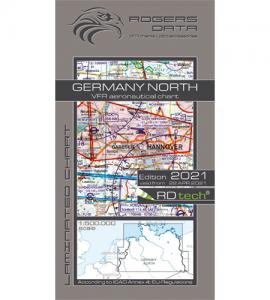 Tyskland norr ICAO 2021