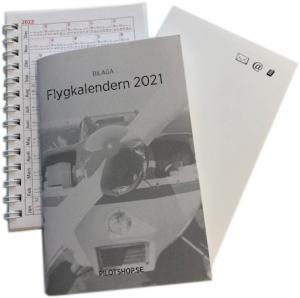 Kalender 2021, enbart innehåll