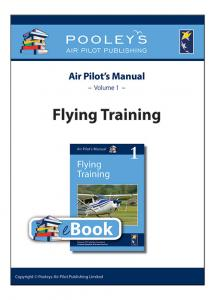Air Pilots Manual, Vol 1 flying training, ebook