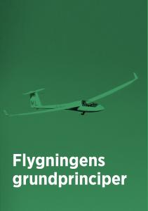 Flygningens grundprinciper - digital kurs