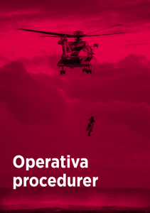 Operativa procedurer - digital kurs
