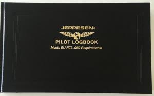 Jeppesen logbook