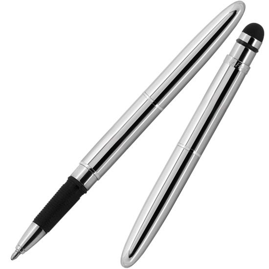 PENNA - Bullet Space Pen, Grip Crom
