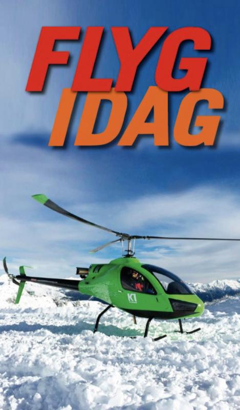 Flyg idag, flygets årsbok 2019/2020