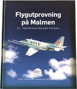 Flygutprovning på Malmen