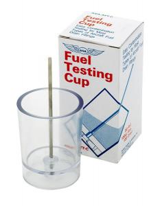 Aircraft Fuel Testing Cup  (Cessna Model)
