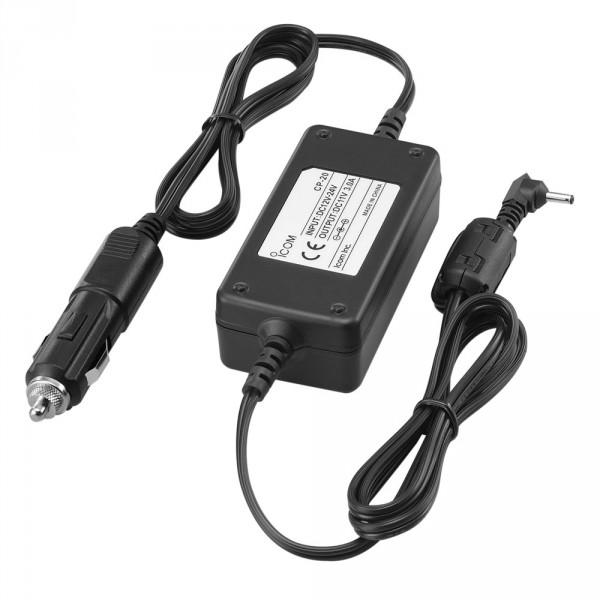 ICOM CP20 Cigarette Lighter Cable 12-24V, till ICOM  IC-A24E