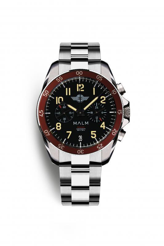 Malm watches Pegasus