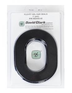 David Clark Örontätningar För Headset Gelfyllda