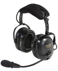 Pilot USA headset med ANR