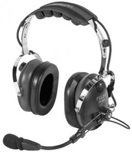 Pilot USA headset, passivt
