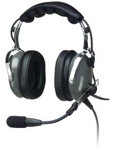 Pilot USA headset, Classic passivt