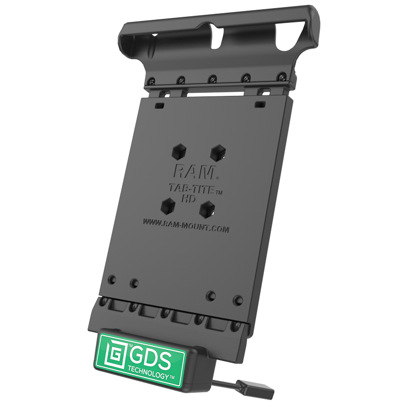 RAM Mount Dockningsstation med GDS Tech, iPad Mini 2-3