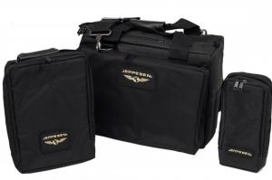 Jeppesen Aviator Bag Svart