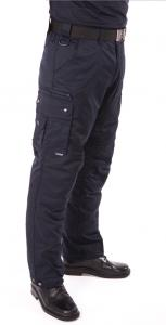 Trousers, expander, men, Dark blue