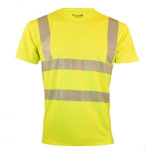 Hi-Vis CoolDry t-shirt yellow