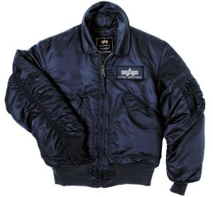 CWU-45P  Flyer Jacket Blue