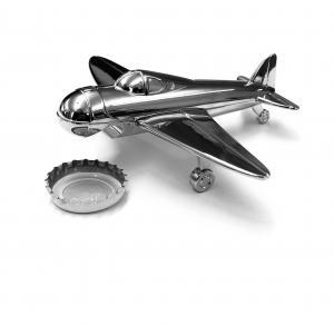 Flygplan, flasköppnare